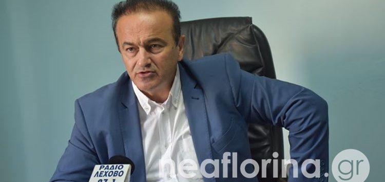 Ο Γιάννης Αντωνιάδης σχολιάζει τον ανασχηματισμό και την ημερίδα για τον εμφύλιο και καταθέτει προτάσεις για τη Φλώρινα (video)