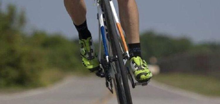 Ο ποδηλάτης (του τελωνείου)