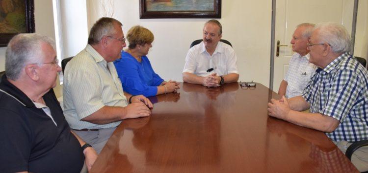 Συνάντηση του δημάρχου Φλώρινας με μέλη Παμμακεδονικών Οργανώσεων απ' όλη την υφήλιο (pics)