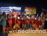 Η αποχαιρετιστήρια γιορτή της 1ης Διεθνούς Κατασκήνωσης του δήμου Φλώρινας (video, pics)