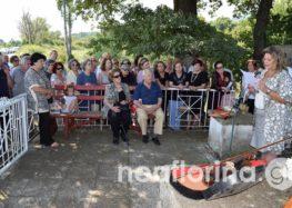 Το ετήσιο μνημόσυνο για τους 15 απαγχονισθέντες της Κλαδοράχης (video, pics)