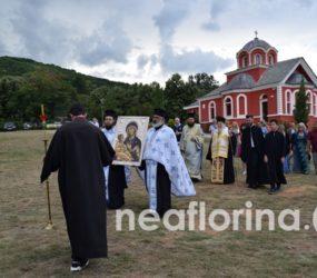 Λαμπρός εορτασμός της Παναγίας στην Κλαδοράχη (pics)