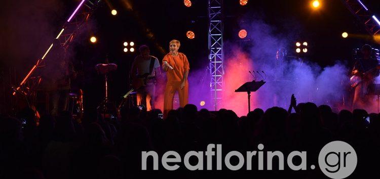 Εντυπωσιακή η συναυλία της Ελεωνόρας Ζουγανέλη στην Ιτιά (video, pics)
