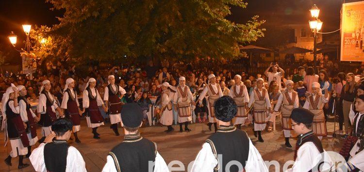 Το 5ο Παιδικό Φεστιβάλ – Πανηγύρι Παραδοσιακών Χορών (video, pics)