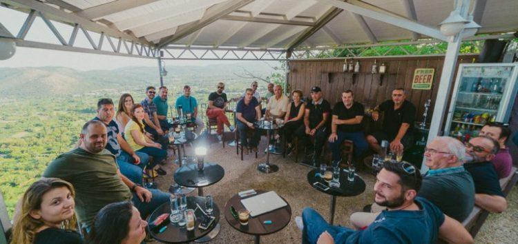 Στην Έδεσσα η συνάντηση της Ένωσης Φωτογράφων Κεντροδυτικής Μακεδονίας