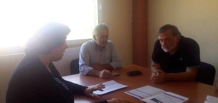 Επίσκεψη του βουλευτή Φλώρινας Κωνσταντίνου Σέλτσα στις εγκαταστάσεις του βιολογικού καθαρισμού της ΔΕΥΑΦ