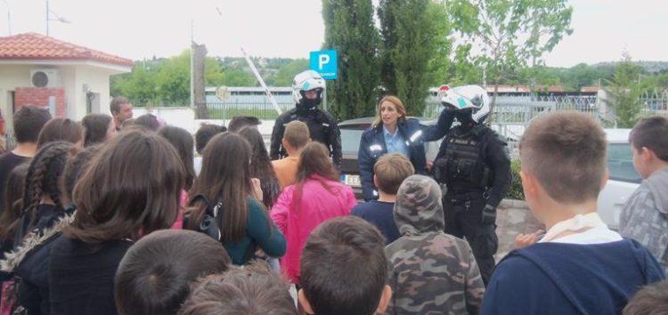 Ενημερωτικές διαλέξεις από αστυνομικούς των Υπηρεσιών της Γενικής Περιφερειακής Αστυνομικής Διεύθυνσης Δυτικής Μακεδονίας σε μαθητές