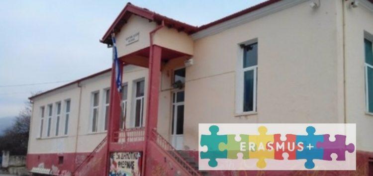 Σε συμπράξεις του προγράμματος Erasmus+ συμμετέχει το 5ο δημοτικό σχολείο Φλώρινας