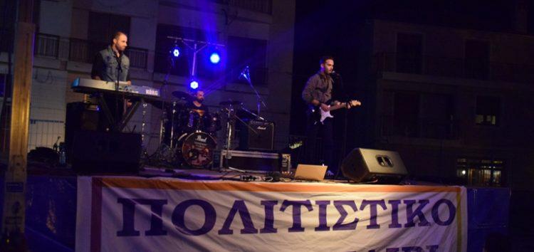 Με ροκ συναυλία ολοκληρώθηκαν οι εκδηλώσεις «Πολιτιστικό Καλοκαίρι» του δήμου Φλώρινας (video, pics)