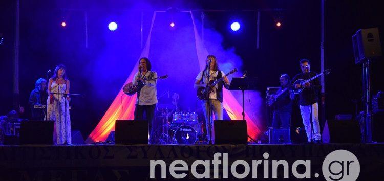 Με λαϊκή βραδιά ξεκίνησε το 8ο Φεστιβάλ Πολυπλατάνου (video, pics)