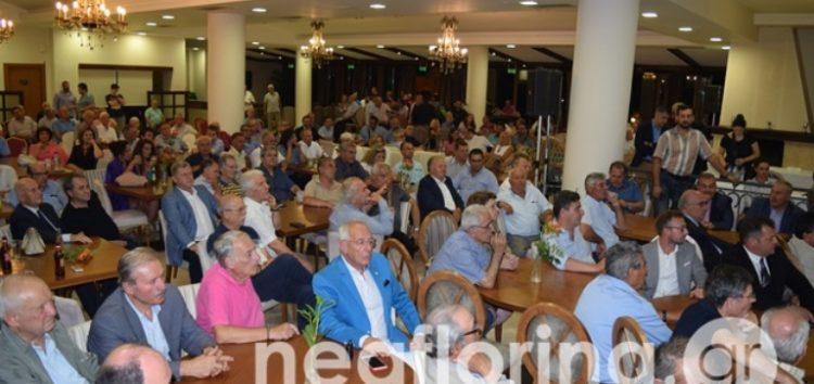 Η ΝΟΔΕ Φλώρινας για την επίσκεψη του κλιμακίου των βουλευτών της Νέας Δημοκρατίας