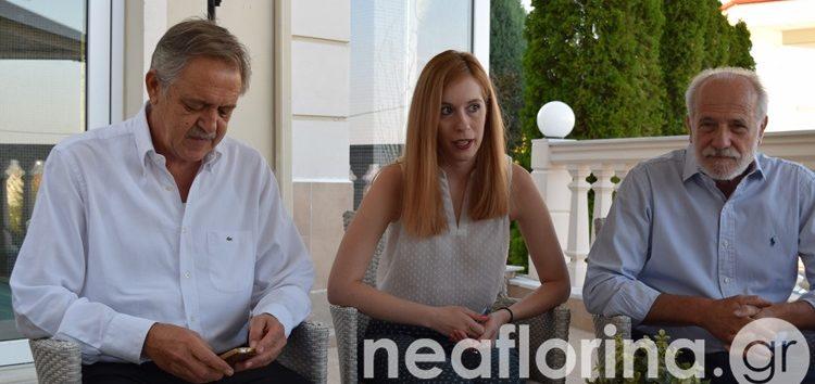 Κουκουλόπουλος – Κουτσούκος: «Το Κίνημα Αλλαγής επιδιώκει την ανατροπή των πολιτικών συσχετισμών» (video, pics)