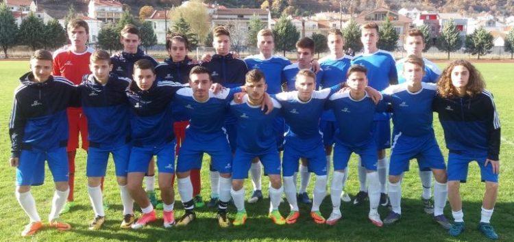 Προεπιλογή Μικτών Ομάδων ΕΠΣ Φλώρινας (Νέων & Παίδων)