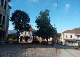 Πλατεία Ανταρτικού και ΔΕΗ