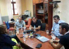 Επίσκεψη του βουλευτή Κωνσταντίνου Σέλτσα στο Κέντρο Κοινωνικής Πρόνοιας Περιφέρειας Δυτικής Μακεδονίας