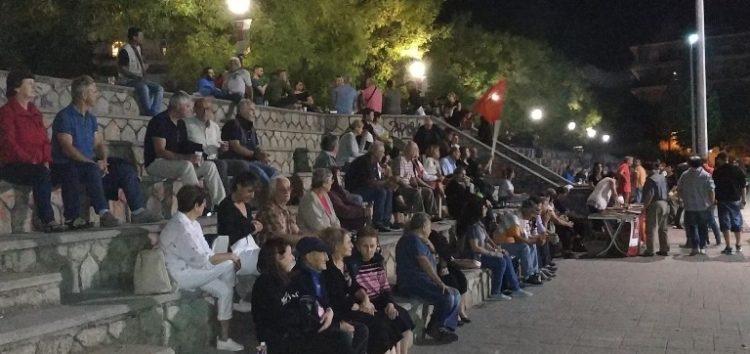 Με μεγάλη επιτυχία πραγματοποιήθηκαν στη Φλώρινα και το Αμύνταιο οι εκδηλώσεις του 44ου Φεστιβάλ της ΚΝΕ (video, pics)