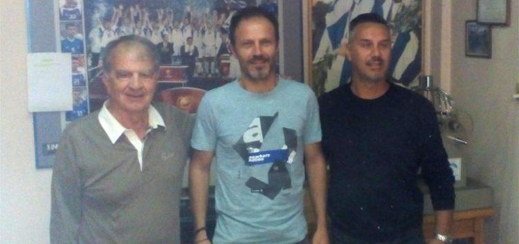 Νέος προπονητής των Μικτών ΕΠΣ Φλώρινας ο Ηλίας Σολάκης