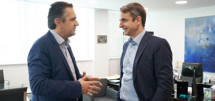 Τον Γιώργο Κασαπίδη θα στηρίξει η Νέα Δημοκρατία για την Περιφέρεια Δυτικής Μακεδονίας