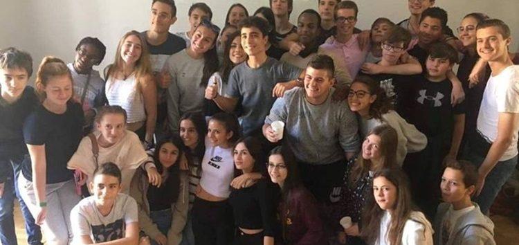 Το 2ο Γενικό Λύκειο και το 3ο Γυμνάσιο Φλώρινας στο Παλέρμο για το πρόγραμμα ABC – Antibullying Cerification (pics)