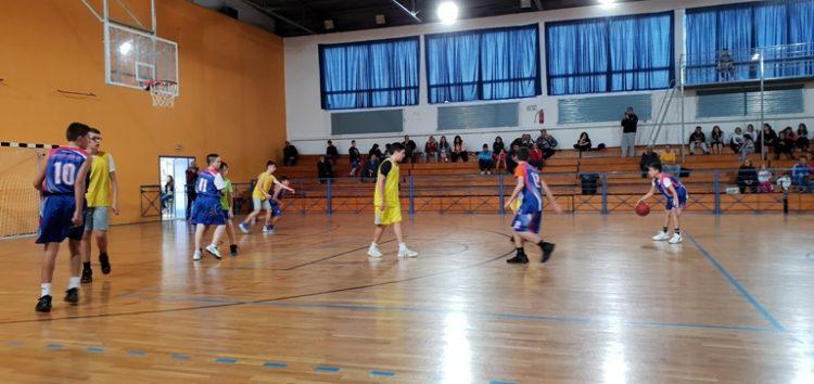 Αγωνιστική δραστηριότητα της Ακαδημίας μπάσκετ Shooters (pics)