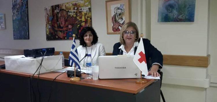 Ο Ερυθρός Σταυρός Φλώρινας ευχαριστεί την γενική ιατρό Αλεξάνδρα Κεβρεκίδου