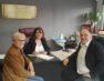 Με την υφυπουργό Αγροτικής Ανάπτυξης & Τροφίμων συναντήθηκαν μέλη του Επιμελητηρίου Φλώρινας