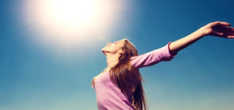 Το να ζούμε, να αναπνέουμε, να ξυπνάμε κάθε πρωί είναι ένα δώρο…