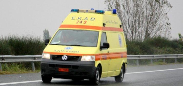 Θανατηφόρο τροχαίο ατύχημα με παράσυρση πεζής