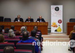 Ημερίδα για το παραεμπόριο και τη δικτύωση των τοπικών επιχειρήσεων με τις ορθόδοξες κοινότητες (video, pics)