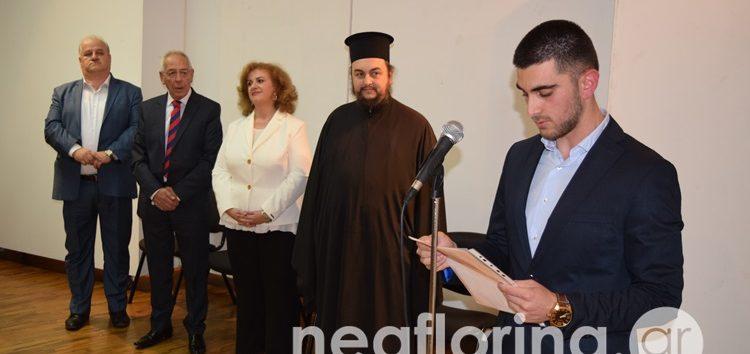 «Οι δικοί μας ήρωες»: Εγκαίνια της έκθεσης πτυχιακής εργασίας του Κωνσταντίνου Ζέρβα (video, pics)