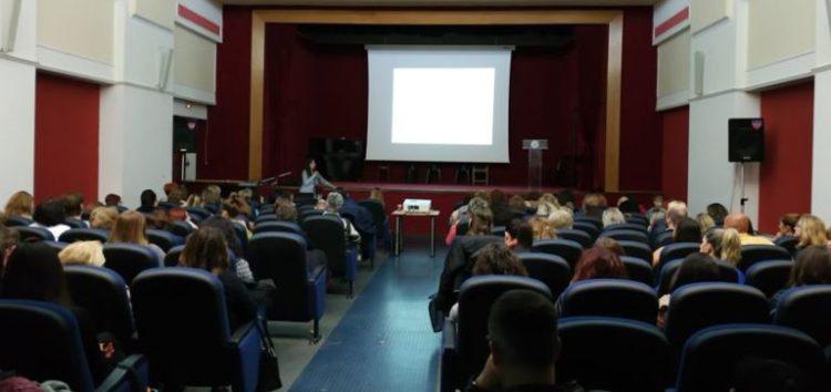 Με επιτυχία το πρώτο επιμορφωτικό σεμινάριο ψυχολογίας του Πανεπιστημίου Αιγαίου στο Αμύνταιο
