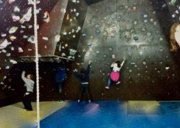 Τμήματα αναρρίχησης κλειστού χώρου για παιδιά και ενήλικες