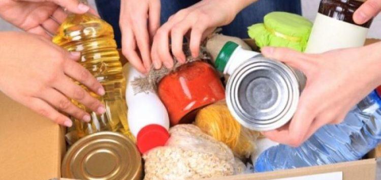 Διανομή τροφίμων από την Κοινωφελή Επιχείρηση Δήμου Φλώρινας, τον Δήμο Φλώρινας και την Ιερά Μητρόπολη Φλώρινας