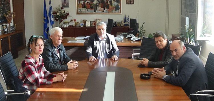 Συνάντηση του Αντιπεριφερειάρχη Π.Ε. Φλώρινας με κλιμάκιο της ΑΔΕΔΥ (video)