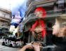 Εικαστικός περίπατος στην Κοζάνη με αφορμή τη live performance της Σχολής Καλών Τεχνών Φλώρινας σε εμπορικά καταστήματα