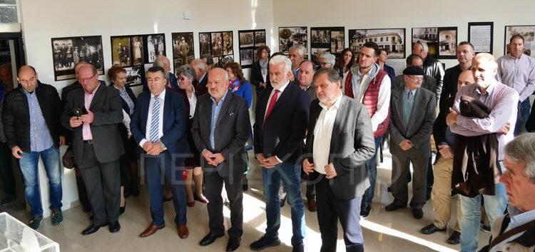 Ζωντάνεψαν οι μνήμες και η ιστορία στο Αμύνταιο – Εγκαινιάστηκε η έκθεση παλιών φωτογραφιών (video, pics)