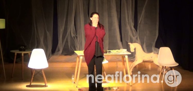 «Όλγα»: ένας συγκλονιστικός θεατρικός μονόλογος για την ενδοοικογενειακή βία (video, pics)