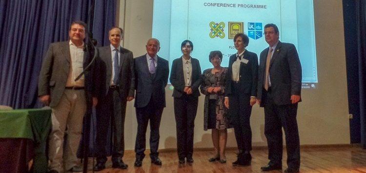"""Υλοποίηση Διεθνούς Συνεδρίου με τίτλο 4th International Conference """"Education Across Borders"""" στην Παιδαγωγική Σχολή Φλώρινας (pics)"""