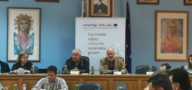 1η Συνάντηση Εργασίας του Ευρωπαϊκού Έργου aGROWchain στο Αμύνταιο (pics)