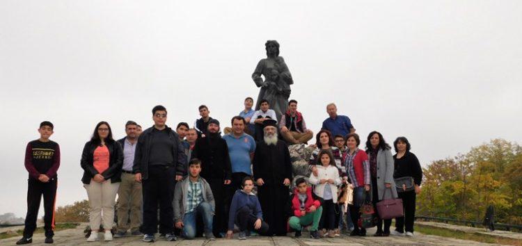 Εκπαιδευτική εκδρομή του Εκκλησιαστικού Λυκείου – Γυμνασίου σε Έδεσσα, Βέροια, Νάουσα
