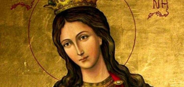 Δωρεάν μετακίνηση στη Δροσοπηγή για την υποδοχή του τιμίου λειψάνου της Αγίας Αικατερίνης