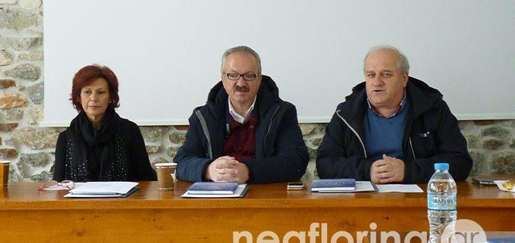 Στην Πρέσπα συνεδρίασε η ΠΕΔ Δυτικής Μακεδονίας (video, pics)