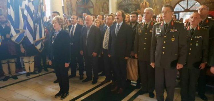 Επίσκεψη της ΥΦΕΘΑ Μαρίας Κόλλια -Τσαρουχά σε μονάδες και φυλάκια της Μακεδονίας και της Ηπείρου