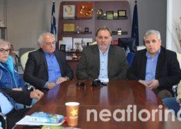 Επιχειρηματίες από την Κύπρο επισκέφτηκαν τη Φλώρινα και το Αμύνταιο (video)
