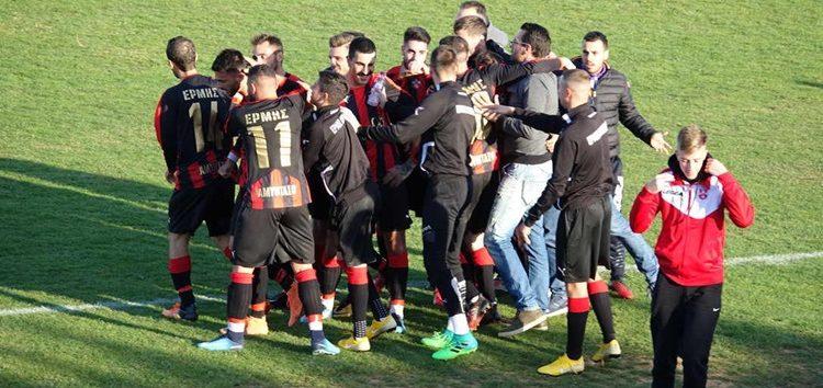 Ισόπαλος ο Ερμής με τον Μακεδονικό σε ένα «απολαυστικό» ματς στο Αμύνταιο (video, pics)