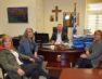 Συνάντηση του δημάρχου Φλώρινας με τον σύλλογο Γονέων και Κηδεμόνων Γυμνασίου Βεύης