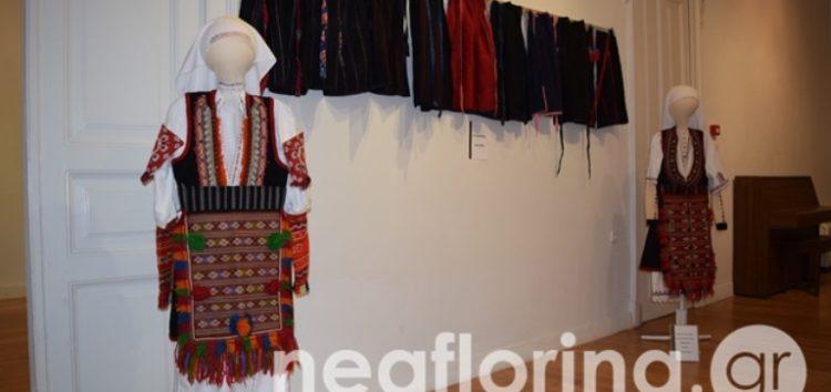 Το Σχολείο Δεύτερης Ευκαιρίας Φλώρινας επισκέφτηκε την έκθεση παραδοσιακών φορεσιών του Λυκείου Ελληνίδων