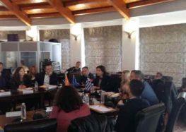 Εγκρίθηκε ομόφωνα η προετοιμασία έργου για την συνοριακή διάβαση στις Πρέσπες