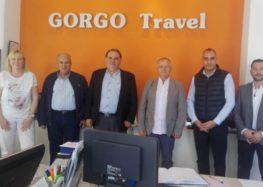 Επιχειρηματίες από την Κύπρο επισκέπτονται το Αμύνταιο και τη Φλώρινα