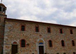 Ενημέρωση από τον Ιερό Ναό Κοιμήσεως Θεοτόκου Κέλλης